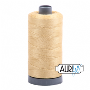 Aurifil 28 Cotton Thread - 2125 (Light Beige)